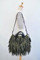 <img class='new_mark_img1' src='https://img.shop-pro.jp/img/new/icons8.gif' style='border:none;display:inline;margin:0px;padding:0px;width:auto;' />MARY AL TERNA  Sway Shoulder Bag (Moss)