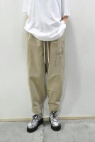 <img class='new_mark_img1' src='https://img.shop-pro.jp/img/new/icons8.gif' style='border:none;display:inline;margin:0px;padding:0px;width:auto;' />bassike  Casual Cotton Linen Pant (Tan)