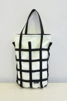 【SOLD OUT】BRAASI INDUSTRY  GEORGINA Tote Bag (White)