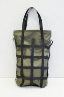 【SOLD OUT】BRAASI INDUSTRY  GEORGINA Tote Bag (Khaki)