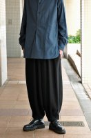 【SOLD OUT】m's Braque  Harlem Pant (Black)