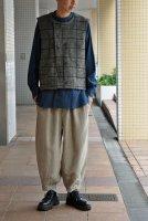 【SOLD OUT】m's Braque  Assymmetry Vest