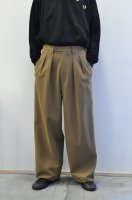 <img class='new_mark_img1' src='https://img.shop-pro.jp/img/new/icons8.gif' style='border:none;display:inline;margin:0px;padding:0px;width:auto;' />m's Braque Wide Baggy Pants (Beige)