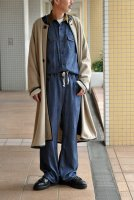 【SOLD OUT】NICENESS Angola Horse Leather Reversible Coat (Sand/Size:L)