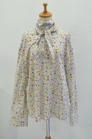 east by eastwest Liberty Print Bow Tie Blouse