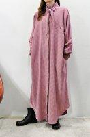 【SOLD OUT】MR.LARKIN  Petty Dress (Pink)
