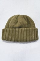 【SOLD OUT】crepuscule  Knit Cap 1 (khaki)