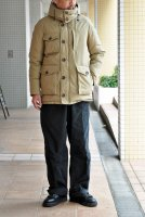 <img class='new_mark_img1' src='https://img.shop-pro.jp/img/new/icons8.gif' style='border:none;display:inline;margin:0px;padding:0px;width:auto;' />ZANTER JAPAN Down Parka(Beige)