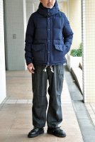 【SOLD OUT】ZANTER JAPAN /Men Vintage Down Parka(Navy)