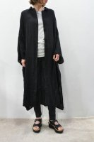 <img class='new_mark_img1' src='https://img.shop-pro.jp/img/new/icons8.gif' style='border:none;display:inline;margin:0px;padding:0px;width:auto;' />KristenseN DU NORD Linen Shirt Dress(Black)