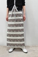 <img class='new_mark_img1' src='https://img.shop-pro.jp/img/new/icons8.gif' style='border:none;display:inline;margin:0px;padding:0px;width:auto;' />HIROMI TSUYOSHI  Patchwork Wrap Long Skirt