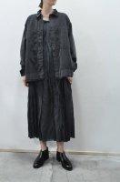 【SOLDOUT】KristenseN DU NORD  Corduroy Shirt Jacket (Smog)