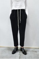 <img class='new_mark_img1' src='https://img.shop-pro.jp/img/new/icons8.gif' style='border:none;display:inline;margin:0px;padding:0px;width:auto;' />bassike  Double Jersey Long Rise pant (Dark Navy)
