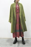 <img class='new_mark_img1' src='https://img.shop-pro.jp/img/new/icons8.gif' style='border:none;display:inline;margin:0px;padding:0px;width:auto;' />m's Braque  Shawl Collar KIMONO Gown (Mint Green)