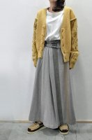 <img class='new_mark_img1' src='https://img.shop-pro.jp/img/new/icons8.gif' style='border:none;display:inline;margin:0px;padding:0px;width:auto;' />unfil french Merino Cable Knit Cardigan (Wheat)