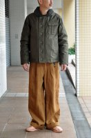 <img class='new_mark_img1' src='https://img.shop-pro.jp/img/new/icons8.gif' style='border:none;display:inline;margin:0px;padding:0px;width:auto;' />ZANTER JAPAN /Men Deck Jacket (Khaki)