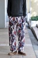 <img class='new_mark_img1' src='https://img.shop-pro.jp/img/new/icons8.gif' style='border:none;display:inline;margin:0px;padding:0px;width:auto;' />m's Braque  Pajama Pants (BLACK×RD×GY×OR)