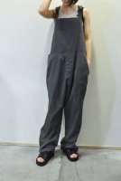 <img class='new_mark_img1' src='https://img.shop-pro.jp/img/new/icons8.gif' style='border:none;display:inline;margin:0px;padding:0px;width:auto;' /> KristenseN DU NORD  Cotton Boil Overalls (Graphite)