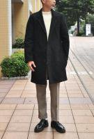 【SOLD OUT】FRANK LEDER  Deutschleder Coat