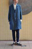 <img class='new_mark_img1' src='http://arablesoil.shop-pro.jp/img/new/icons20.gif' style='border:none;display:inline;margin:0px;padding:0px;width:auto;' />FRANK LEDER  Vintage Linen Coat