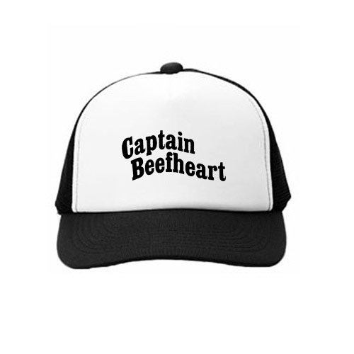 キャプテン・ビーフハート / ロゴ (キャップ 20色) - ロックTシャツ ...
