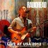 レディオヘッド / LIVE AT USA 2012