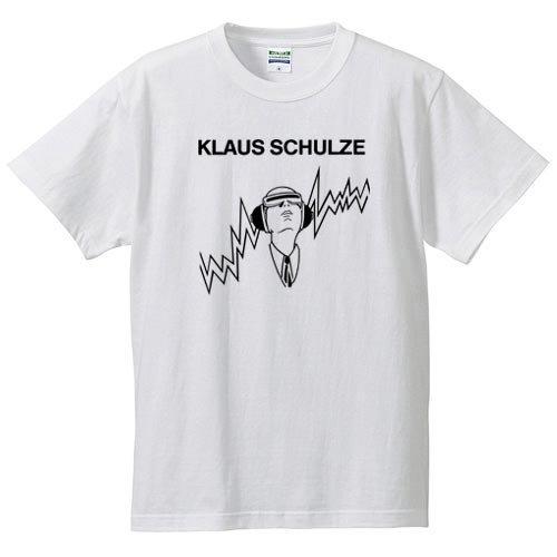 クラウス・シュルツェ (Tシャツ) - ロックTシャツ通販ブルーラインズ