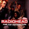 レディオヘッド / PINK POP FESTIVAL 1996