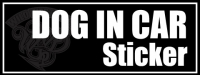 DOG IN CAR/ドッグインカー