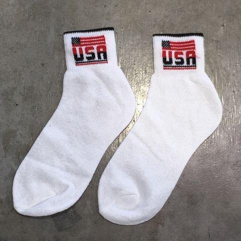 USAソックス/アメリカ国旗