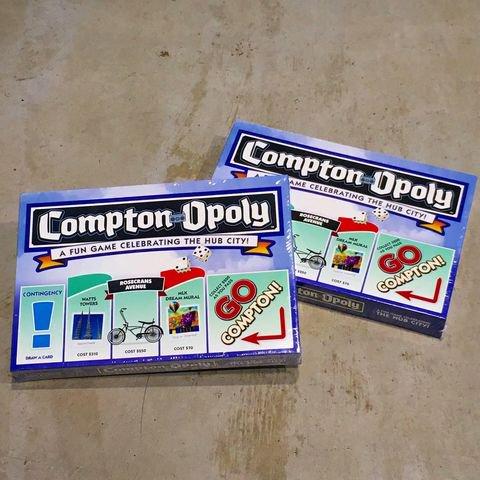 【入手困難商品】Compton  Opoly コンプトンモノポリー