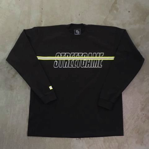 STREETGAMEロングT-Shirt/Construction (Heavy weight)