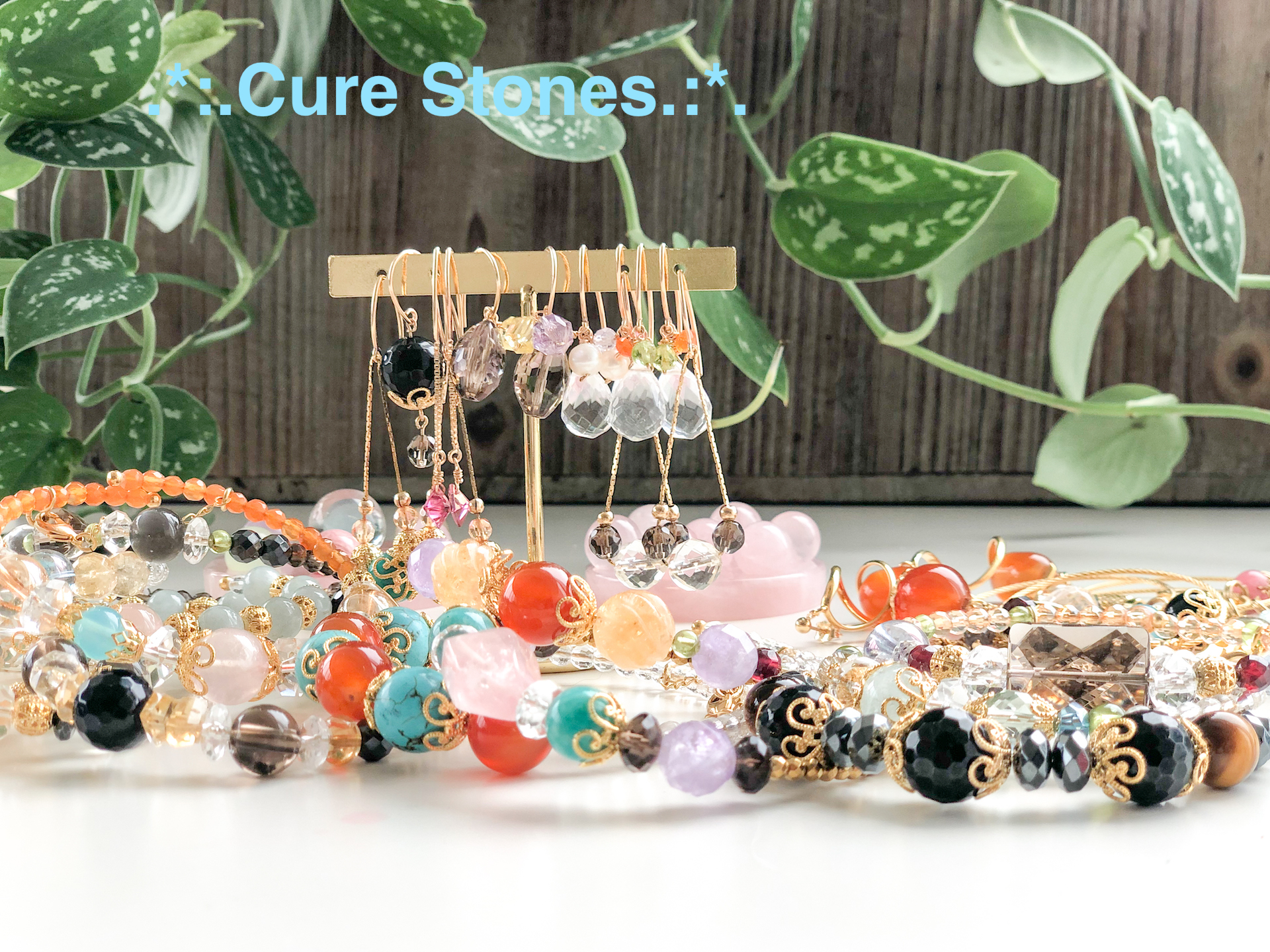 .*:.Cure Stones.:*.