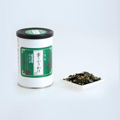 京のふりかけシリーズ(丸缶)<br> 『わさび40g』