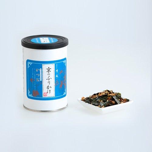 京のふりかけシリーズ(丸缶)<br> 『かつお40g』