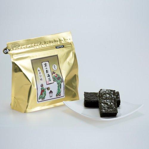 *送料無料*<br>京のお海苔 金さん銀さんシリーズ<br>『わさび10切240枚(板のり24枚分)』