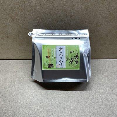 *送料無料*<br>京のふりかけ 金さん銀さんシリーズ<br>『野沢菜わさび240g』