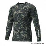 SUN PROTECTION  ロングスリーブシャツ  IN-061Q