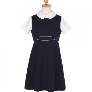 ウールジャンパースカート<br>19JSK-120-3