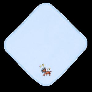 ミニタオル(地球犬)