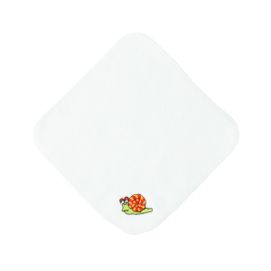 ミニタオル(かたつむり)