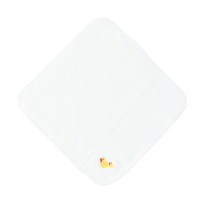ミニタオル(黄色いアヒル)