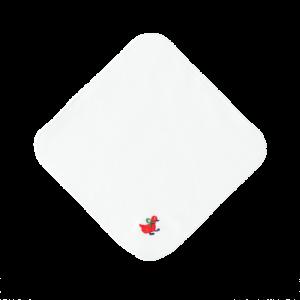 ミニタオル(赤いアヒル)