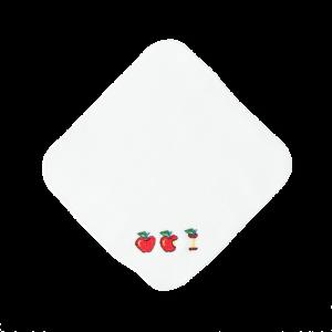ミニタオル(リンゴ)