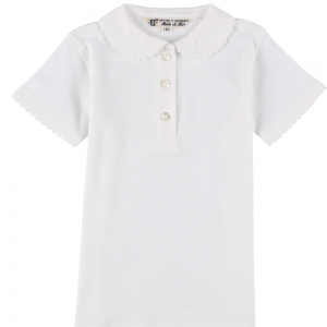 女の子用 ポロシャツ(半袖)