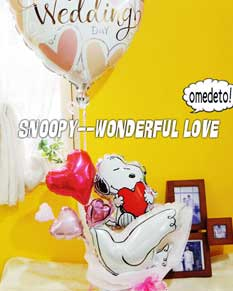 スヌーピー--Wonderful Love
