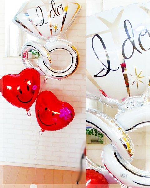 【バルーン電報・結婚式】Happy Days~二人の物語