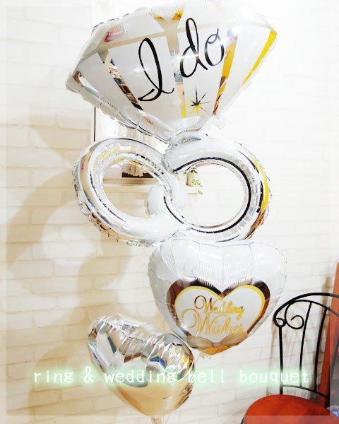 ring & wedding bell(シルバーハート)