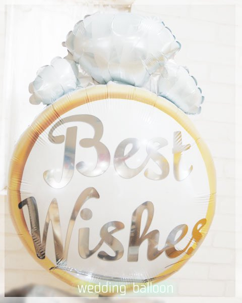 best wishes( リング)