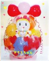 ドラミちゃん in balloon